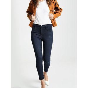 FRAME Ali High Rise Skinny Cigarette Jeans size 24